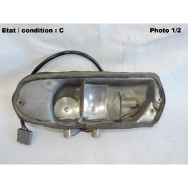 Left taillight bulb holder SEIMA 622G