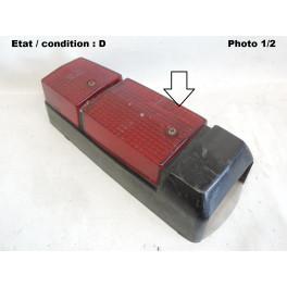 Cabochon feu arrière SEIMA 637 (noir)