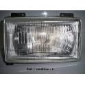 Right headlight european code SIEM 13560