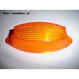Cabochon feu gabarit orange clignotant SCINTEX SANOR 73001 / SEIMA 02070