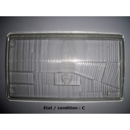 Glass for right headlight SEV MARCHAL