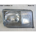 Right headlight H4 + H3 HELLA 1EJ004440-601
