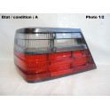 Left taillight lens HELLA 9EL 129763-021