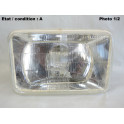 Right headlight European Code Equilux SEV MARCHAL 61228003