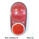 Taillight lens PK 3682 (TPV 467)