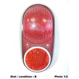 Cabochon feu arrière PK 3682 (TPV 467)