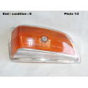 Right front light indicator lens SR K22693