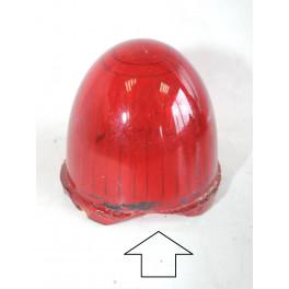 Red taillight lens SEIMA (glass)