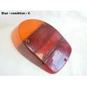 Taillight lens HELLA K33348