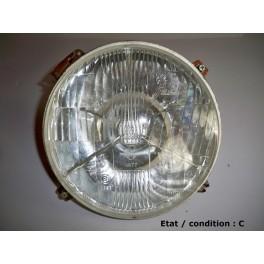 Headlight European Code SIEM 4677
