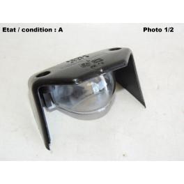 License plate light lens SEIMA 41270