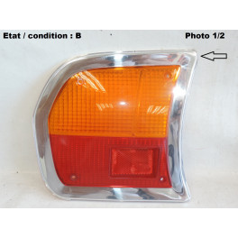 Left taillight lens CIBIE 8076A