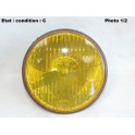 Headlight Code H1 HELLA 1-109453