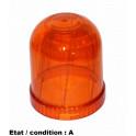 Cabochon feu gyrophare orange NICAR GLL