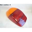 Taillight lens HELLA 43244