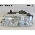 Left headlight H4 + H1 CIBIE VALEO 063031