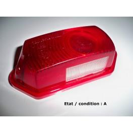 Cabochon feu rouge + éclairage plaque immatriculation AUTEROCHE 242M
