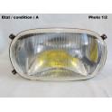 Headlight European Code + H1 Amplilux SEV MARCHAL 67408013