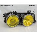 Bloc phares droit HELLA E1 7407 / E1 34572