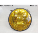Right headlight main beam H1 Jodolux SIEM 5796