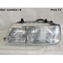 Left headlight H4 + H1 CIBIE VALEO 063031