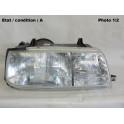 Left headlight H4 + H1 CIBIE VALEO 063037