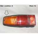 Left taillight lens SEIMA 612
