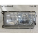 Left headlight H4 HELLA 1EJ003050-191