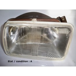 Right european code headlight CIBIE 470250