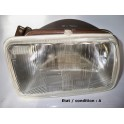 Left european code headlight CIBIE 470249