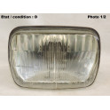 Headlight European Code CARELLO 409 (without lamp shade)
