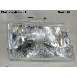 Right headlight H4 SEV MARCHAL VALEO 082609