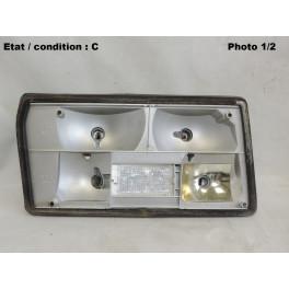Platine feu arrière gauche SEIMA 20730 (avec antibrouillard)