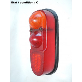 Right taillight lens SEIMA 606DE
