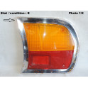 Right taillight lens SEIMA 627BD