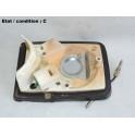 Right number plate light and reversing light bulb holder YORKA 23020