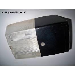 Cabochon feu plaque immatriculation et recul gauche YORKA 23020