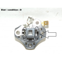 Connector for European Code or H4 bulb SEV MARCHAL 61520303