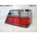 Right taillight lens HELLA 9EL 129762-031
