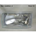 Left headlight H4 HELLA 1AF125591-01
