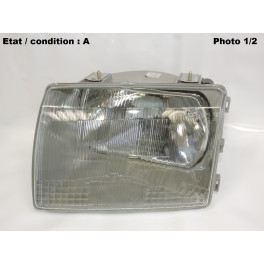 Left headlight H4 Iode CIBIE 480529