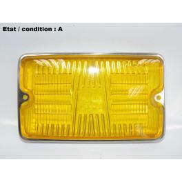 CIBIE 35 - Foglight headlight lens CIBIE 140009 (yellow)