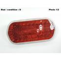 Rear reflector SEIMA TPV 498 (2 nuts)