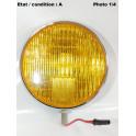 Chromed foglight headlight DUCELLIER 4856A