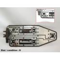 Left taillight bulb holder VALEO 6751227