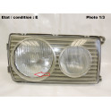 Right headlight glass HELLA 9ES117096-001