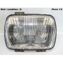 Headlight European Code CIBIE 470166