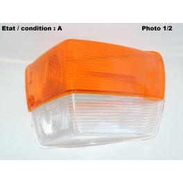 Cabochon feu clignotant veilleuse gauche SEIMA 11220