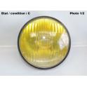 Left main beam headlight H1 SIEM 12300
