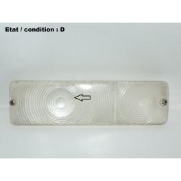 Right front light indicator lens AXO 4002D